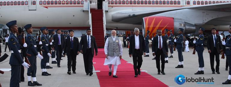 Narendra Modi of Prime Minister World Tours