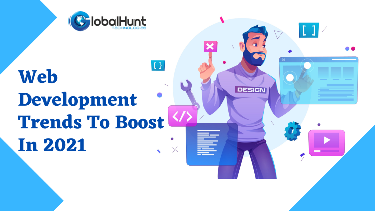 Web Development Trends To Boost In 2021