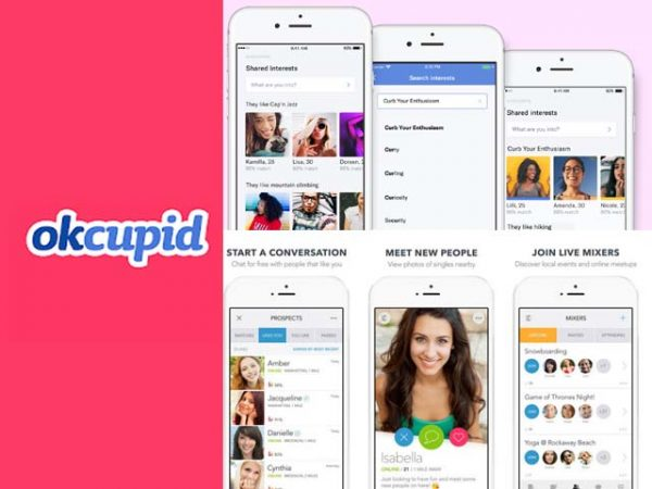 Online Dating App OkCupid