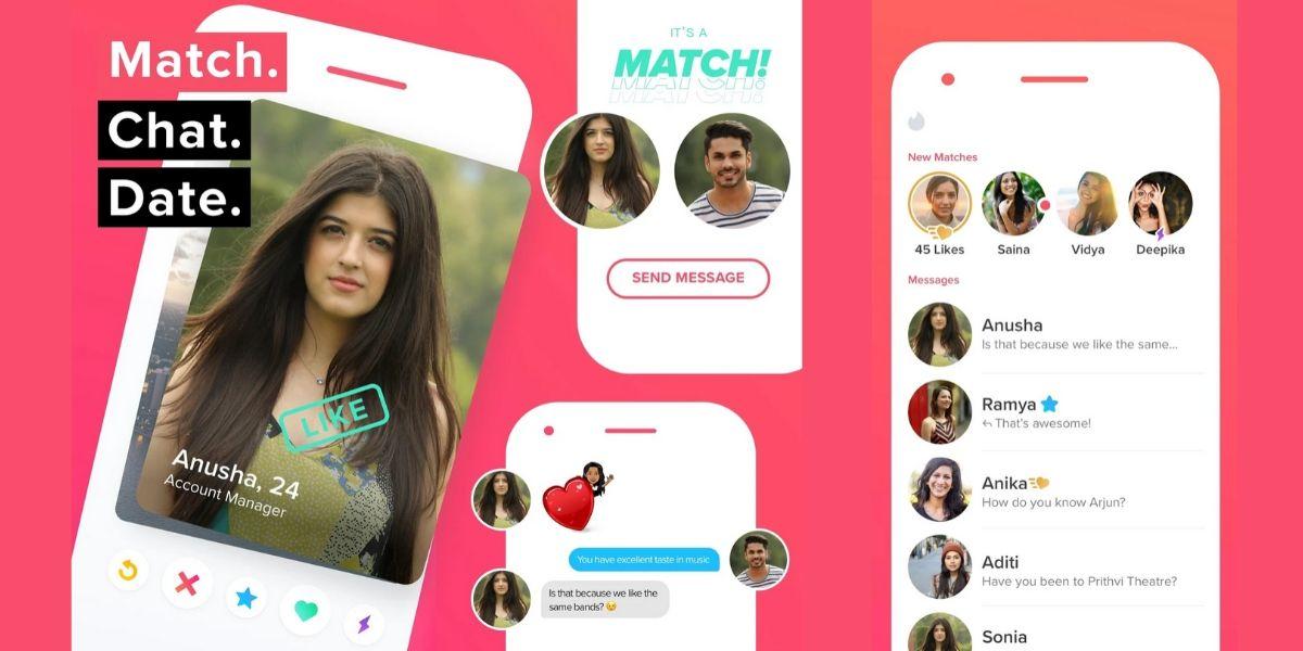 Dating Apps Tinder
